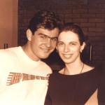 Com Thierry Figueira